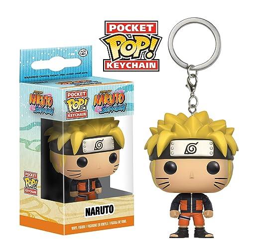 Funko POP Naruto Keychain