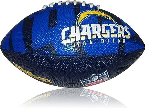 Wilson Football NFL Junior San Diego Chargers Logo - Balón de ...