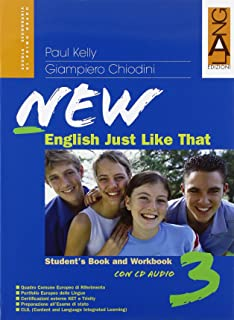 NEW English Just Like That 3