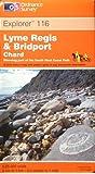 Lyme Regis and Bridport (Explorer Maps)