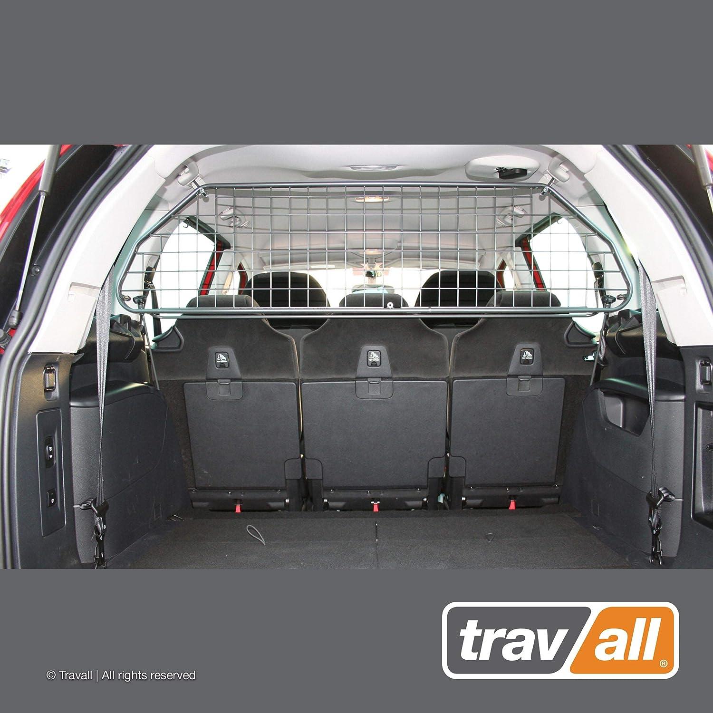 Travall Guard TDG1231 – Grille de séparation avec revêtement en poudre de nylon