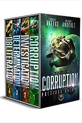 Precious Galaxy Complete Boxed Set : Corruption, Investigation, Determination, Obliteration Kindle Edition