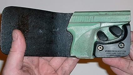 Wallet Holster for Full Concealment - Seecamp  32/ 380