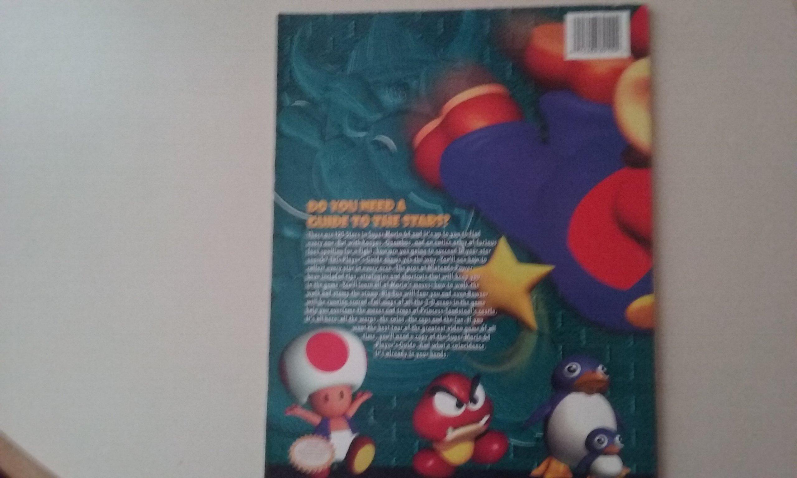 Super Mario 64 Guide Pdf