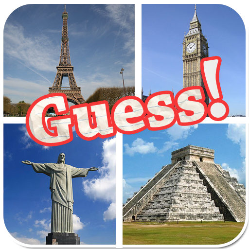 Guess The Wonders   Picture Puzzle Quiz Game