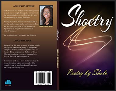 Shoetry- Poetry By Shola