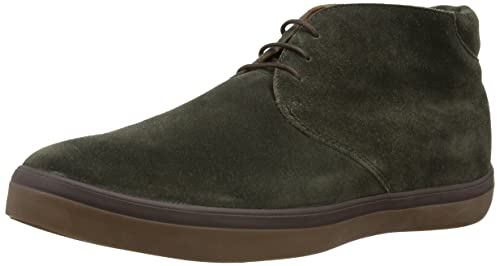 2f9349812af3 fitflop Mens Lewis Boot Suede Lace Up Chukka Boot Shoe