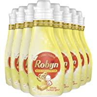 Robijn Zwitsal Wasverzachter - 240 wasbeurten - 8 x 750ml - Voordeelverpakking