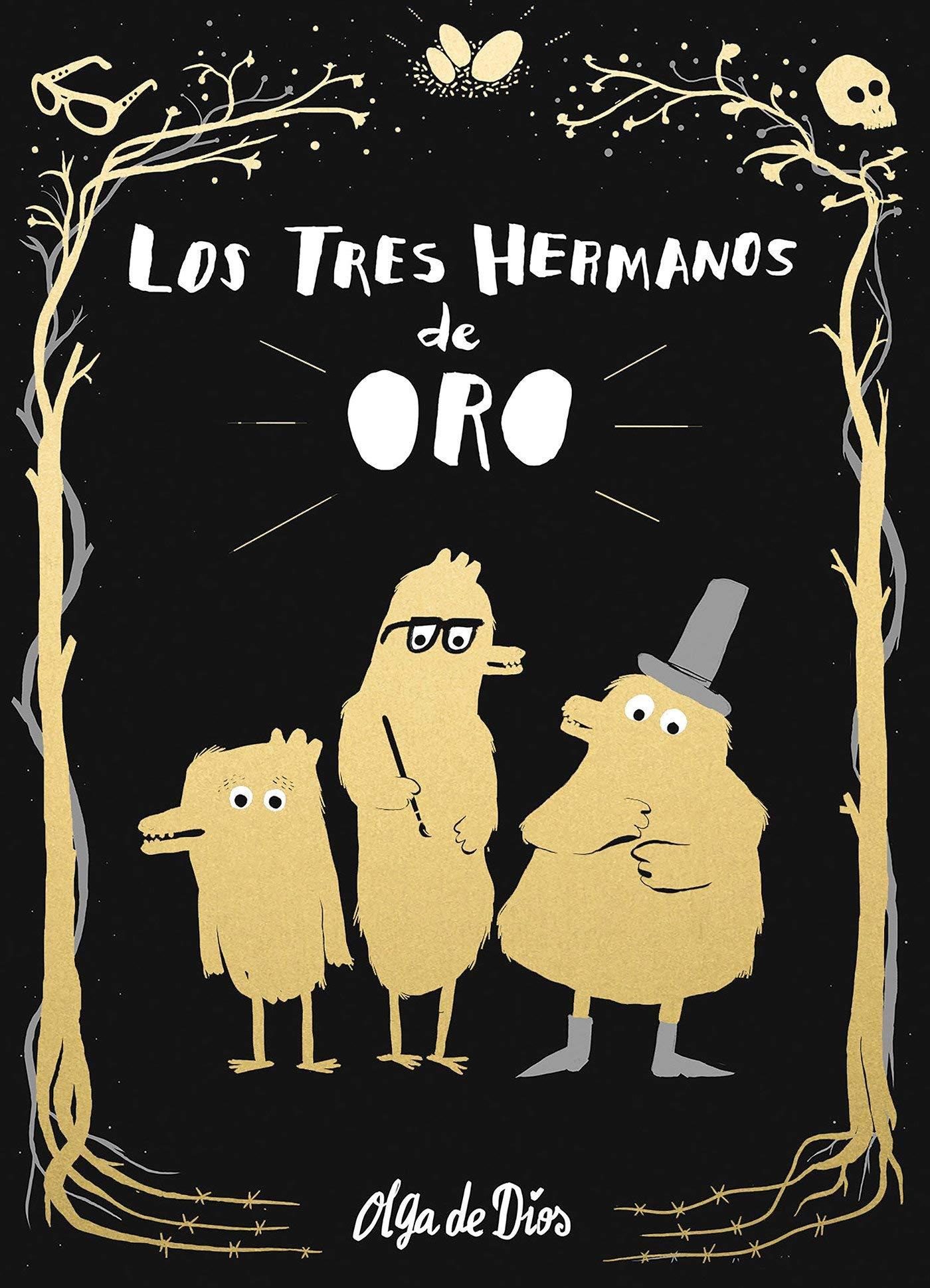 Los tres hermanos de oro (Nube de Tinta): Amazon.es: Olga de ...