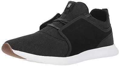 2c31fec2dc8 Steve Madden Men s Bedford Sneaker Black 7 ...