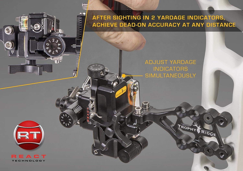 Trophy Ridge React One Pro 1 Pin Bow Sight