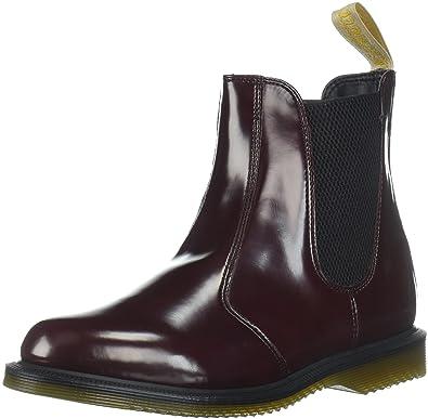 DR. MARTENS LAURA, 13465002, Chelsea Boots, Black, Polished