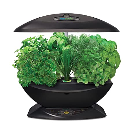 AeroGarden 7 With Gourmet Herb Seed Kit