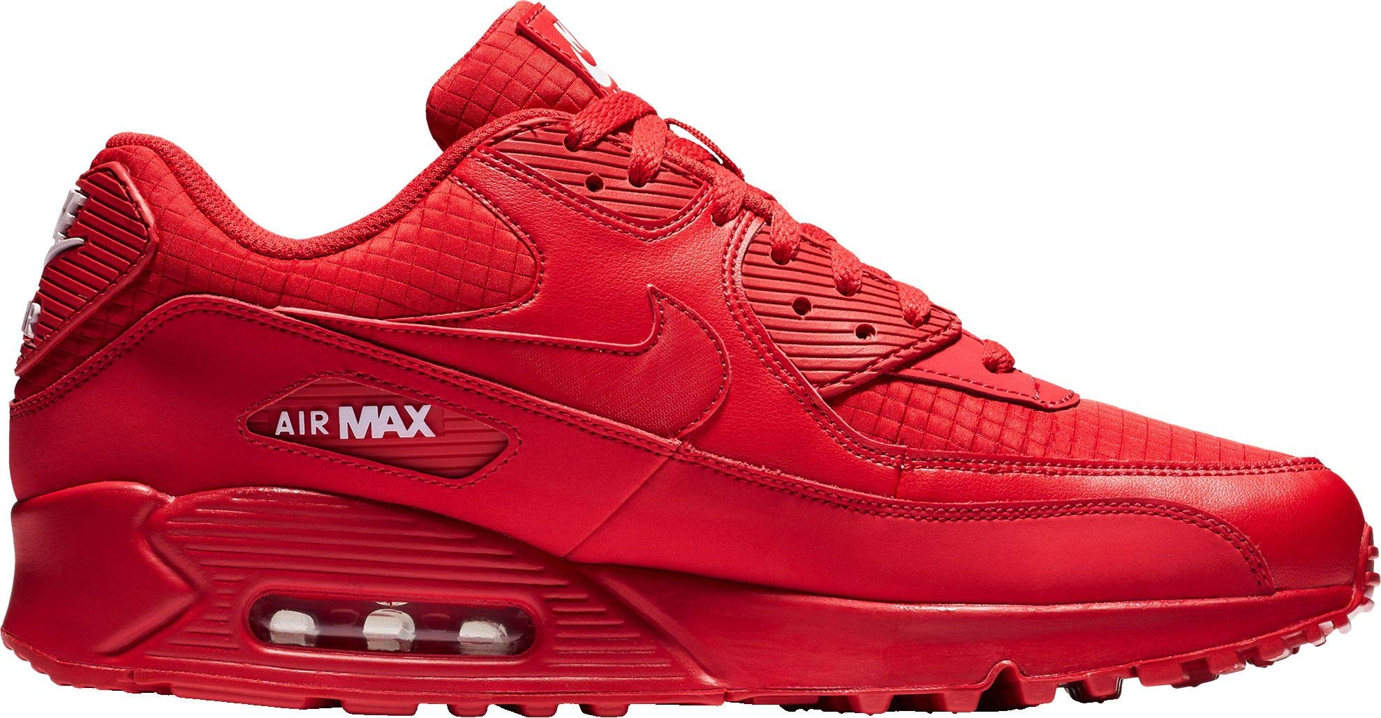 Nike Air Max 90 Essential (11.5 D(M) US, University Red/White)