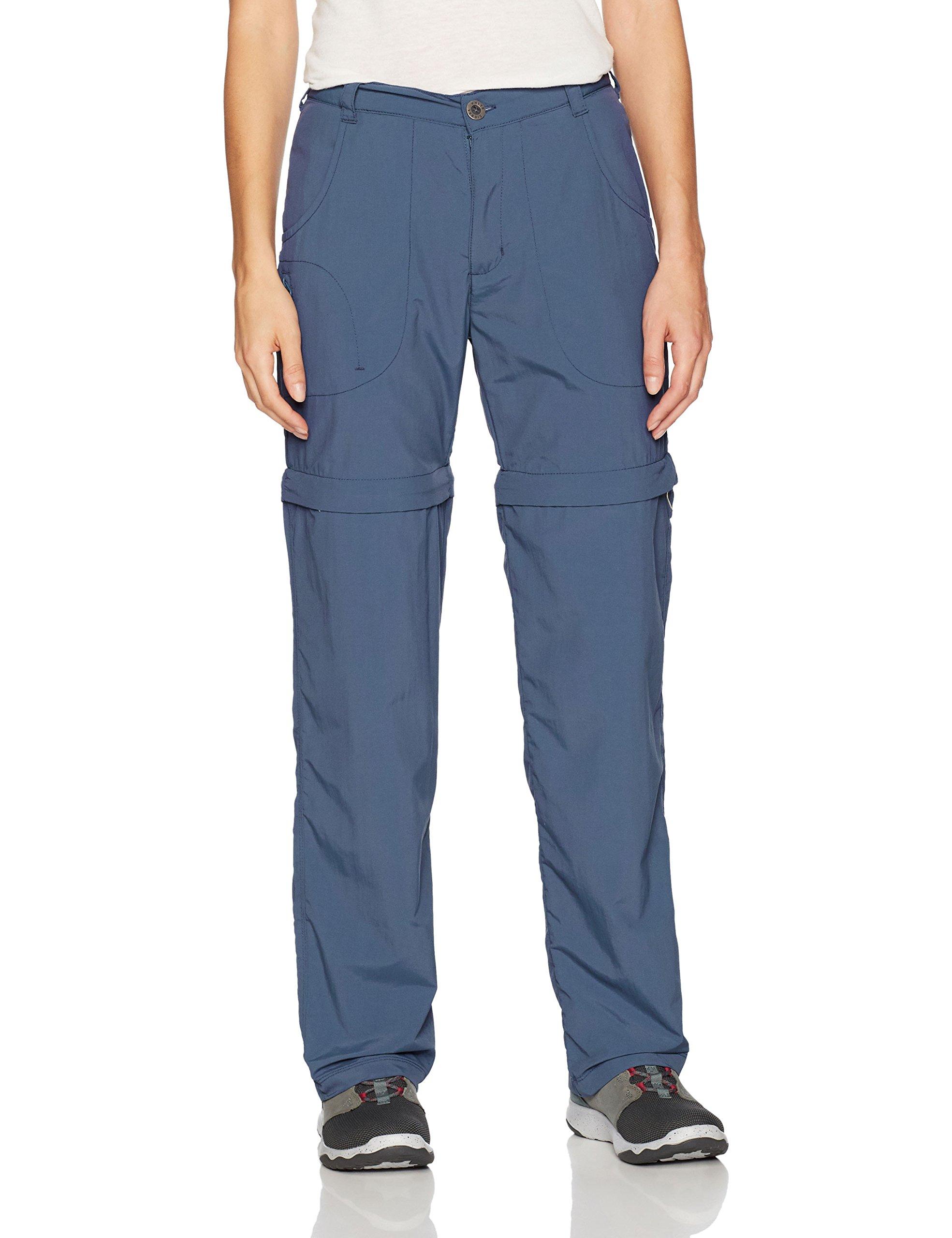 White Sierra Pt. 31'' Inseam Convertible Pants, Vintage Indigo, Large