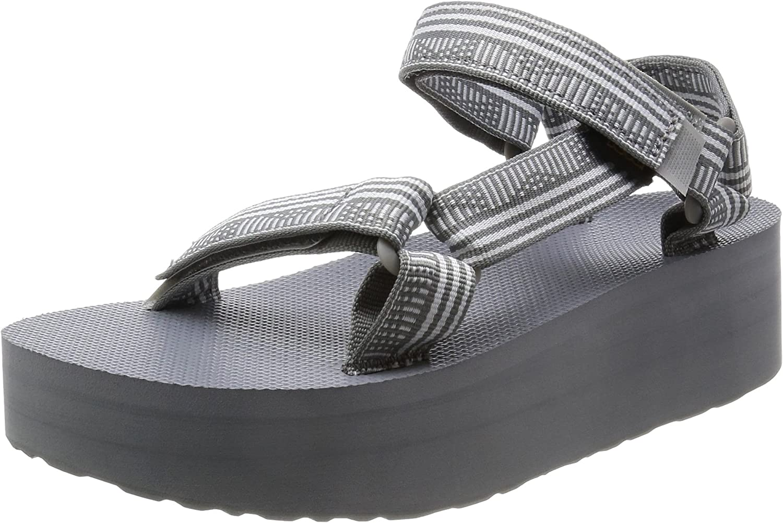 Teva Flatform Universal Pride Platform Sandals Womens Size 7 *NIB*