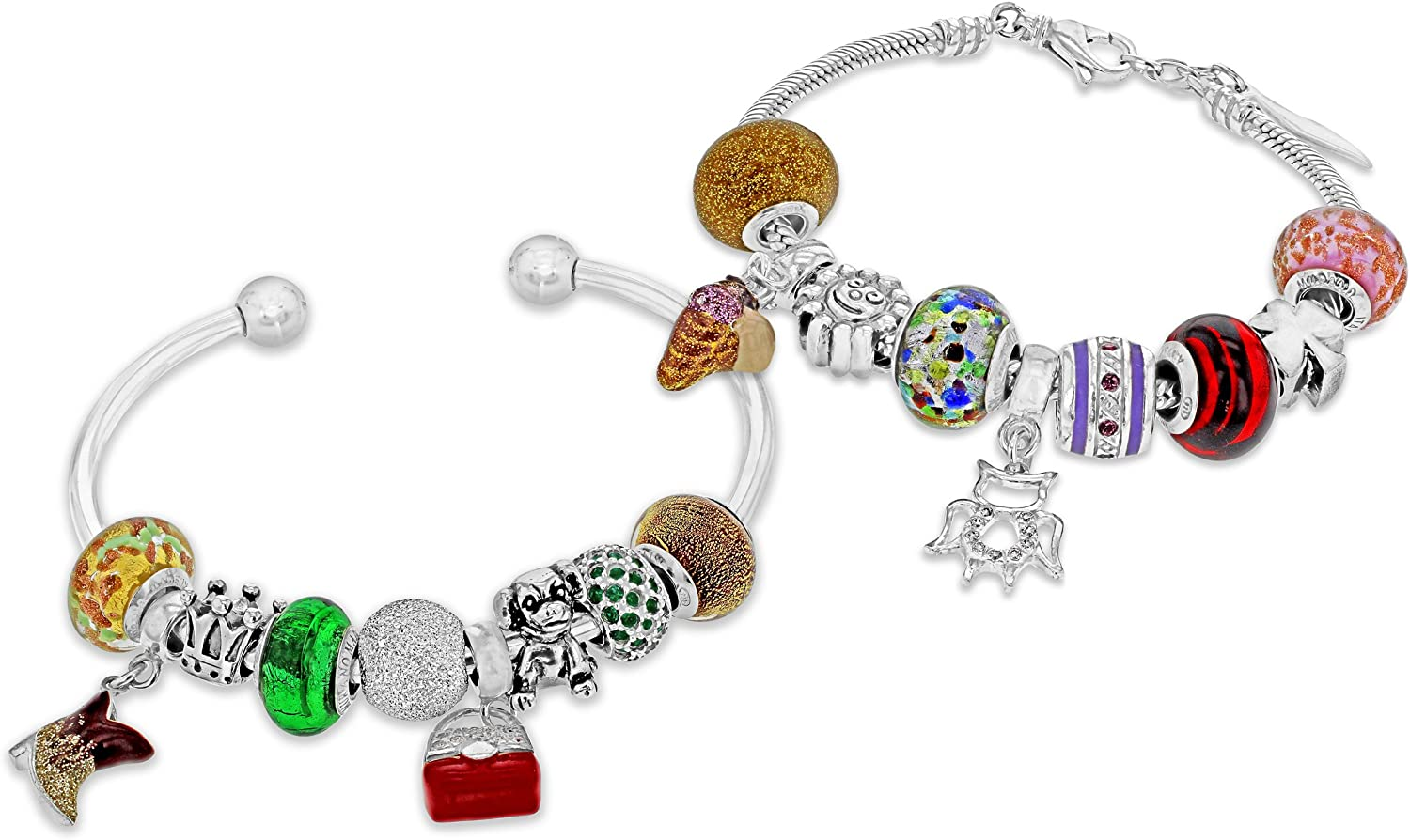 Tuscany Charms Charms et perles Femme Argent sterling 925