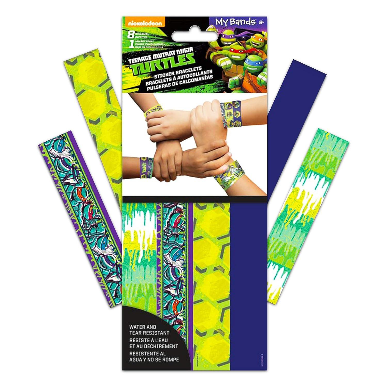 Amazon.com: TMNT - Paquete de 300 pegatinas de las Tortugas ...