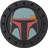 Plasticolor Porta-copos Boba Fett 000664R01 Star Wars para carro, caminhão, SUV, pacote com 2