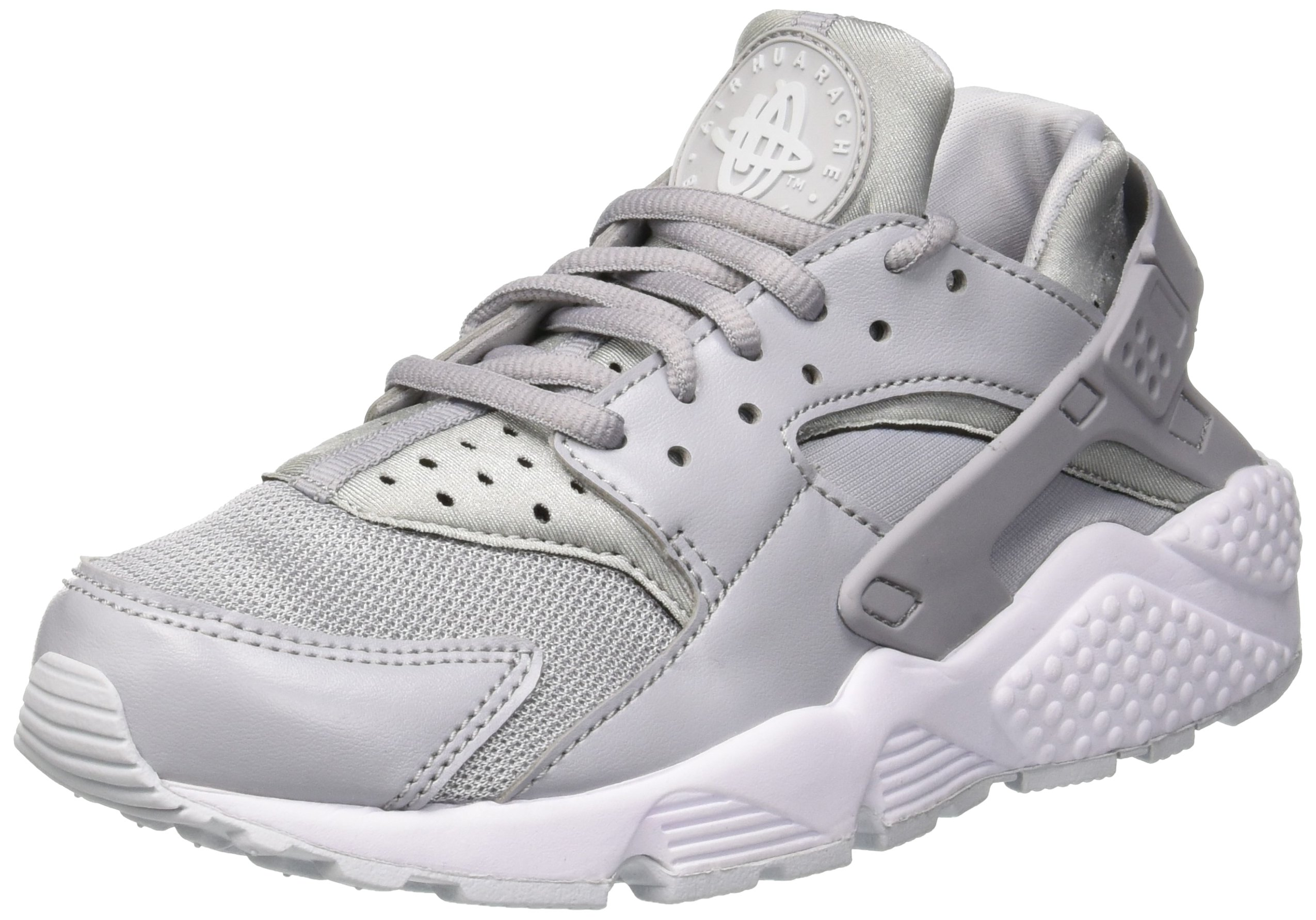 sneakers for cheap 0b261 fb8fa Galleon - Nike Women s s Air Huarache Run Gymnastics Shoes Wolf Grey White Pure  Platinum 032, 5 UK 38.5 EU