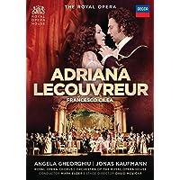 Adriana Lecouvreur [Alemania] [DVD]