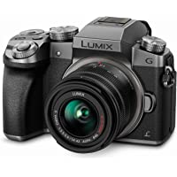 Panasonic LUMIX G7KS 16MP 4K Mirrorless Camera w/14-42 mm Lens Deals