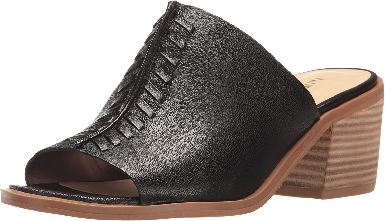 Nine West Women's Rahima Leather Mule