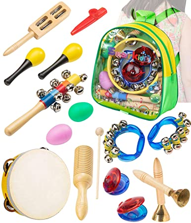 Smarkids Musical Instruments Toddler Toys - Professional Preschool Music  Education Toys Percussion Instruments Set Music Early Learning Toys for  Boys
