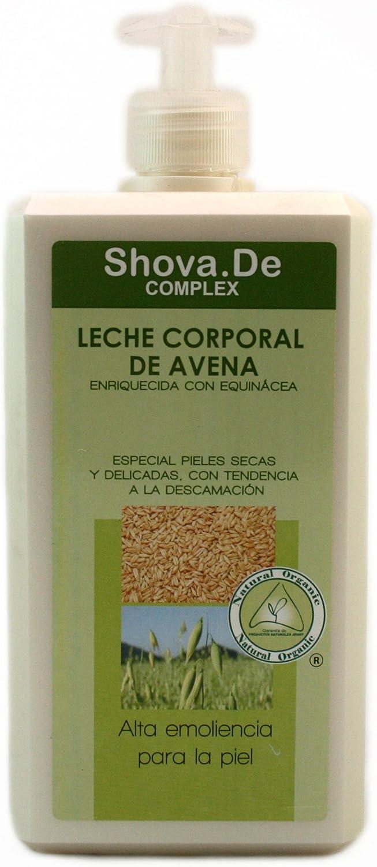 LECHE CORPORAL AVENA 1L: Amazon.es: Salud y cuidado personal