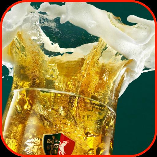 Ale Pub Glass (Beer Wallpaper)
