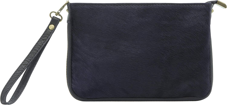 Handbag Montte Di Jinne| 100/% Genuine Italian Leather Cowhide Leather Cross Body wristlet Small Shoulder Clutch