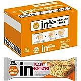ウイダー inバー プロテイン ヘルシーチキン (12本入×1箱) チキンの旨味を感じる食事品質 高タンパク10g 低脂肪