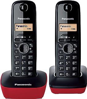 Alcatel D135 Duo DECT Identificador de Llamadas Negro, Naranja: Alcatel: Amazon.es: Electrónica
