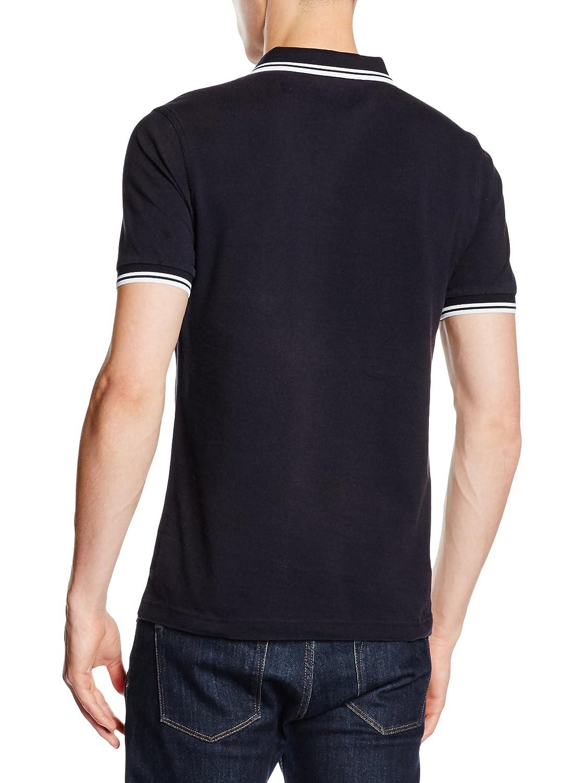 Fred Perry M3600-C69, Camiseta Polo Para Hombre, Azul (ozone navy ...
