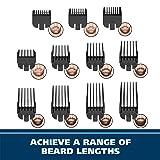 Wahl Lithium Ion Total Beard Trimmer, Facial Hair