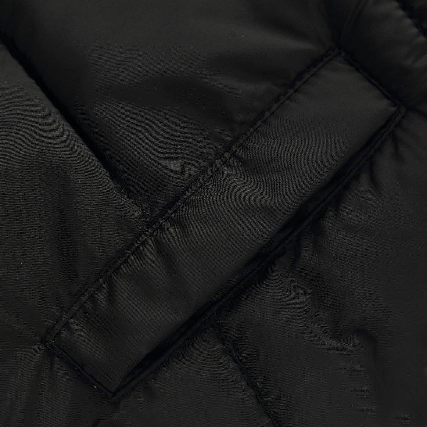 Happy Cherry Kid Girls Gilet Baby Autumn Winter Waistcoat Thick Coat Warm Outwear Caramel,130cm