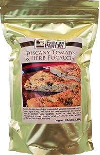 Romero Focaccia Pan Mix: Amazon.com: Grocery & Gourmet Food