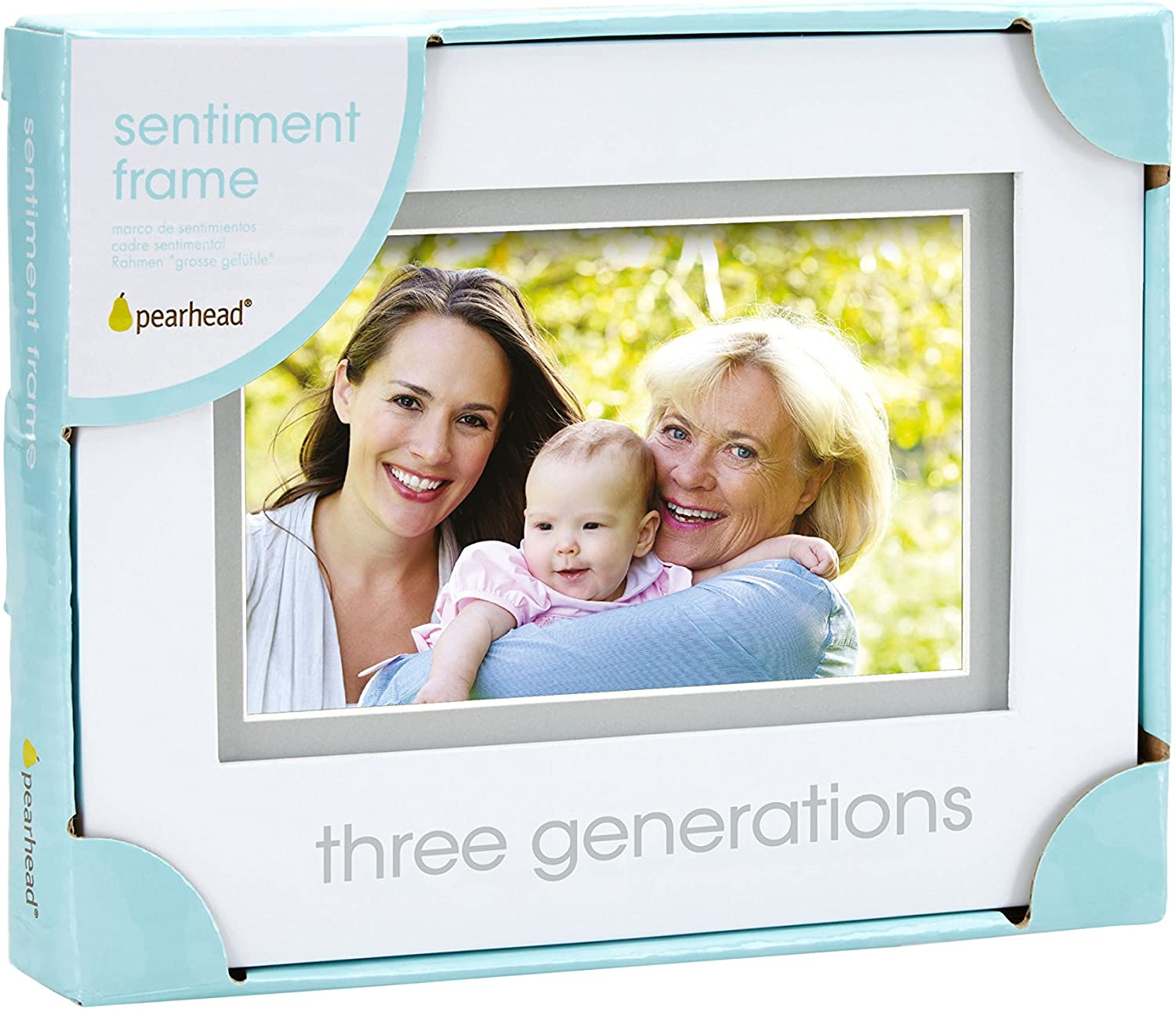 Gray Pearhead Grandparents Sonogram Block Keepsake Box Grandparents To Be Gift Perfect Way To Announce Your Pregnancy