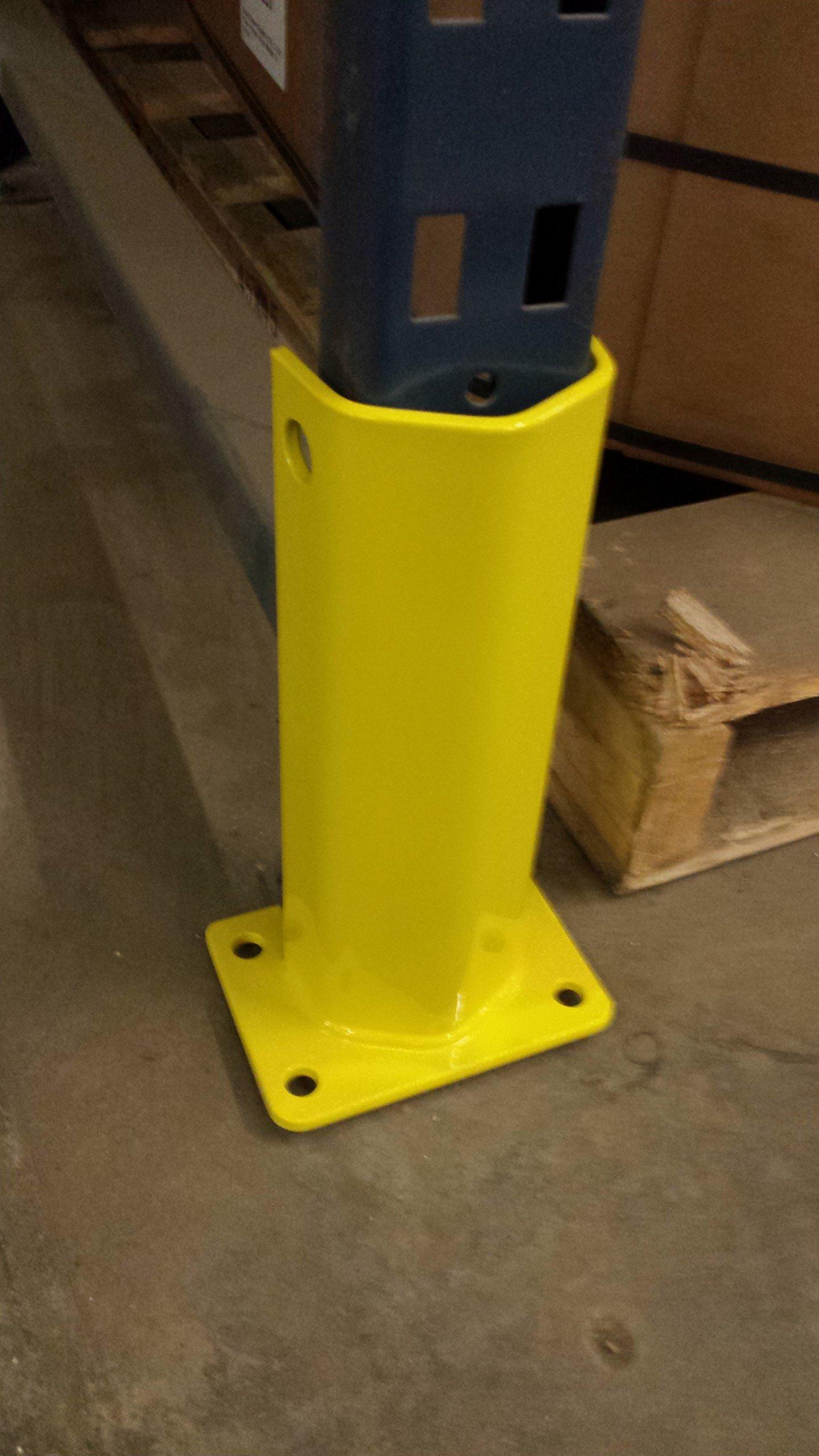 Husky Frame Protector For Pallet Racks - 12''H