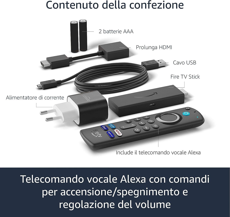 Fire TV Stick 2021 Alexa