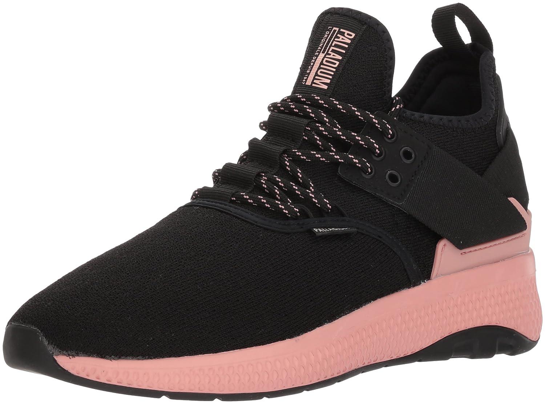 Palladium Women's AX Eon Lace K Sneaker B074B9NZSF 10 B(M) US|Black