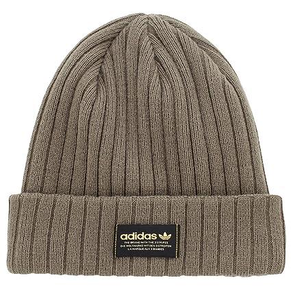 639154ed7 Adidas Mens Originals Wide Rib Knit Beanie