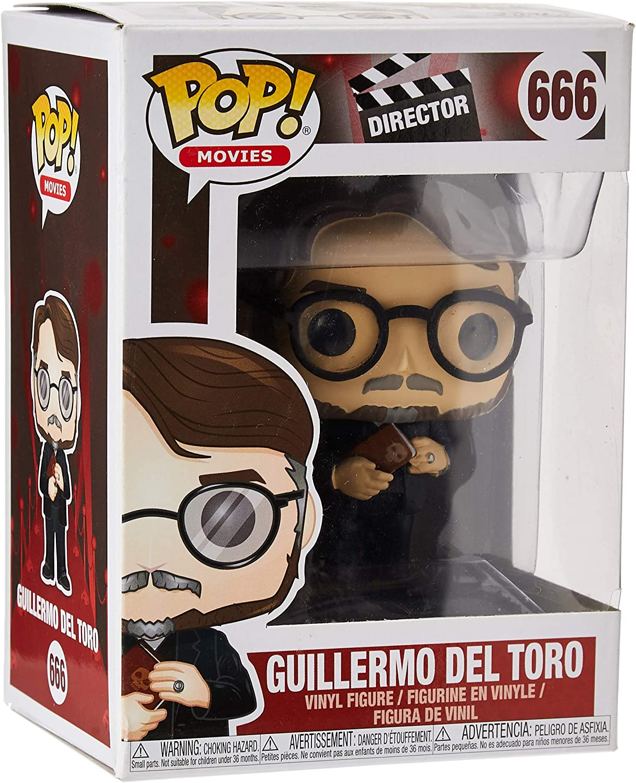 Funko POP!: Directors - Guillermo del Toro