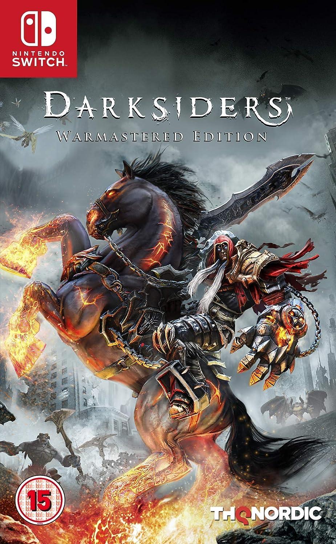 Darksiders: Warmastered Edition - Nintendo Switch - Nintendo ...