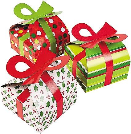 Amazon.com: Cajas para regalo tridimensionales para Navidad ...