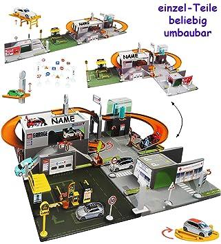 Set: XL 3-D Spielmatte - \