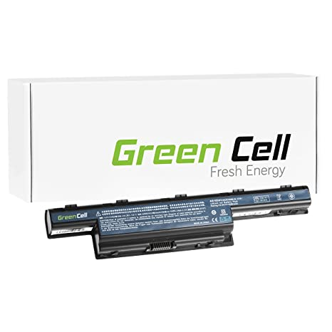 Green Cell® Extended Serie Batería para Packard Bell EasyNote TS44-HR Ordenador (9