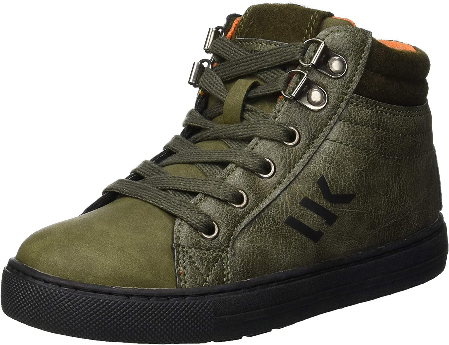Lumberjack Boys/' Kody Hi-Top Trainers