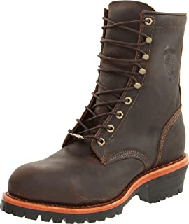 Amazon.com: Chippewa Men&39s 9&quot Waterproof Insulated Steel-Toe EH