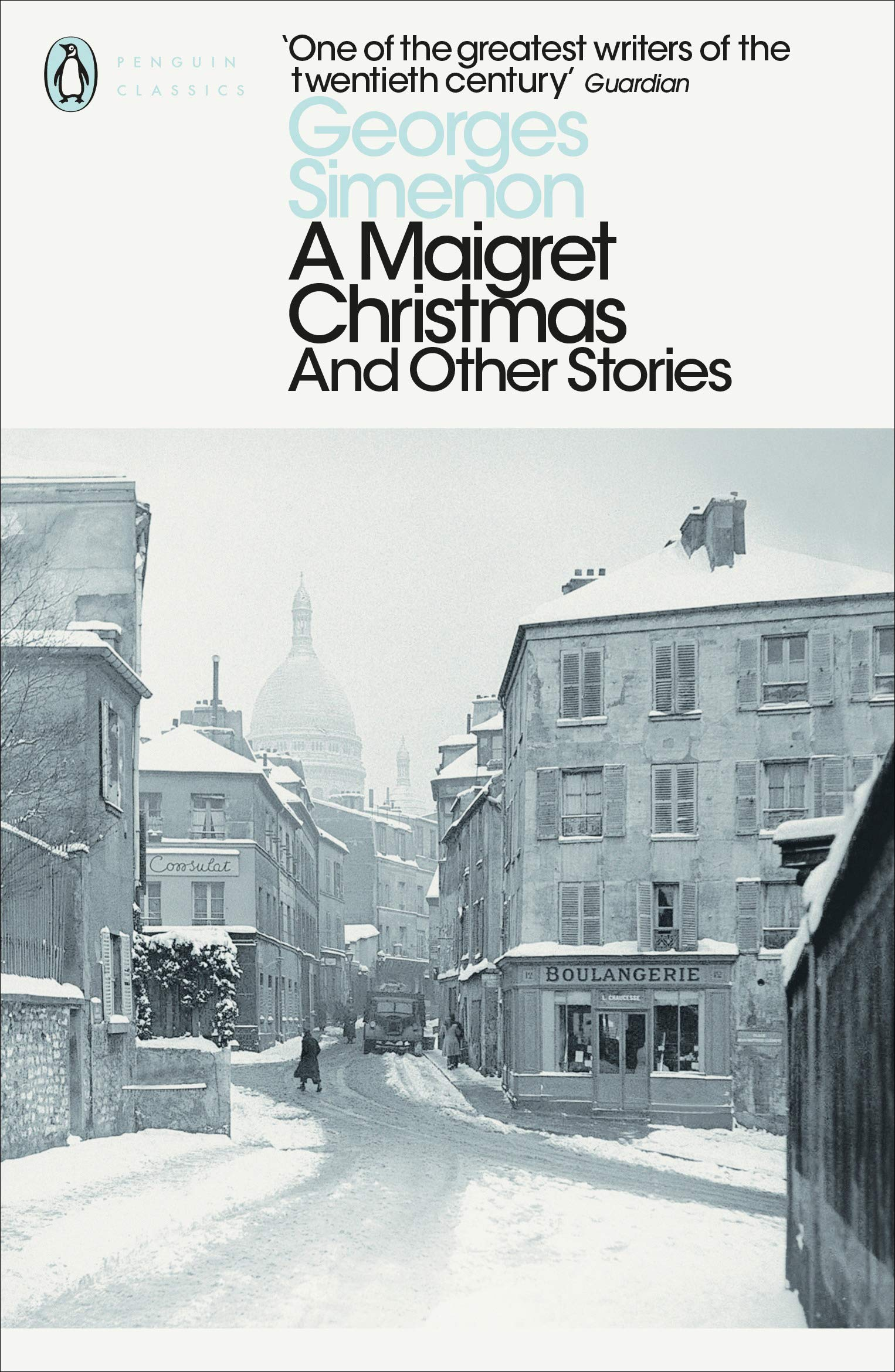 A Maigret Christmas: And Other Stories (Penguin Modern Classics)